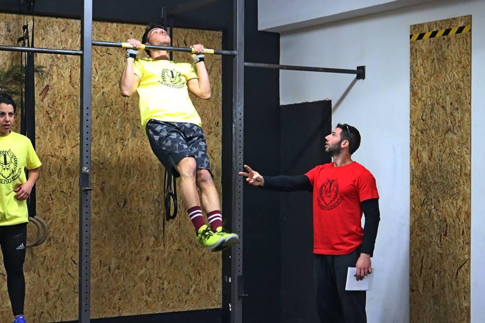 Crossfit Zancle Messina -Challenge 02 -5