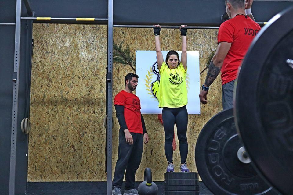 Crossfit Zancle Messina -Challenge 02 -7
