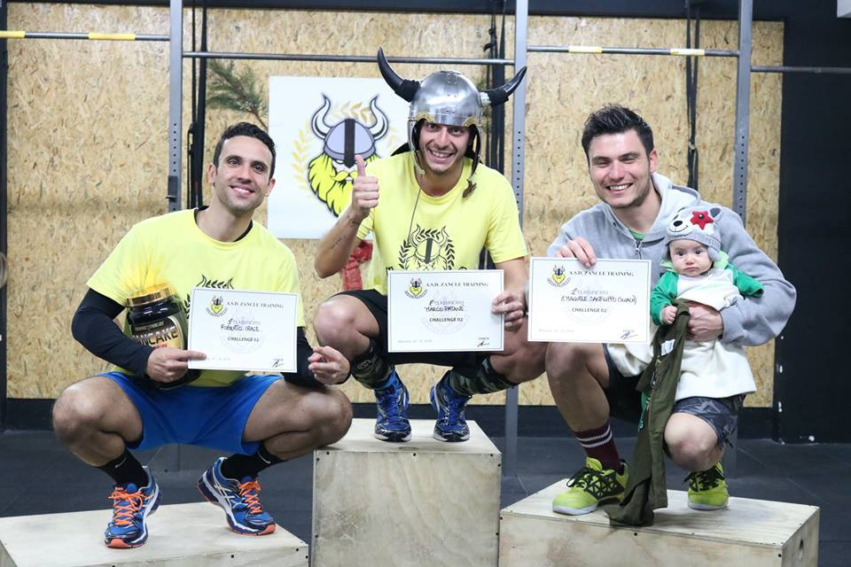 Crossfit Zancle Messina -Challenge 02 -8